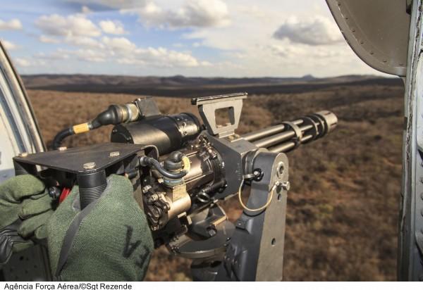 M 134 Minigun 7.62mm - H-60L Black Hawk