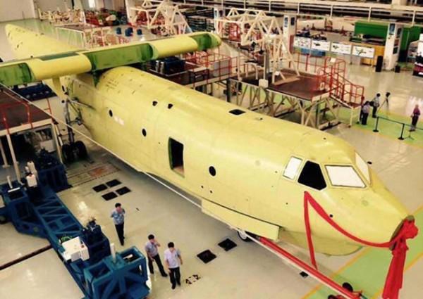 chinaseaplane
