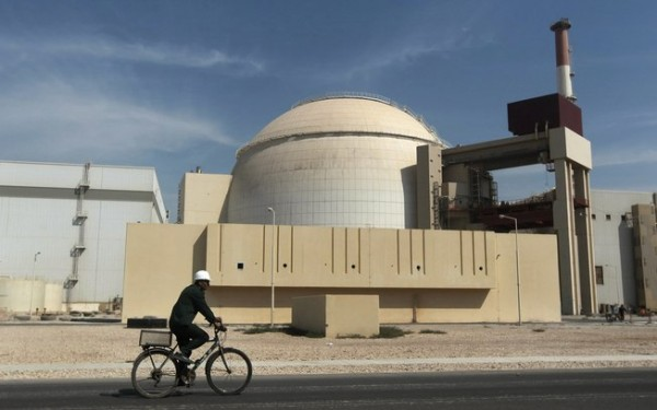 irã usina nuclear