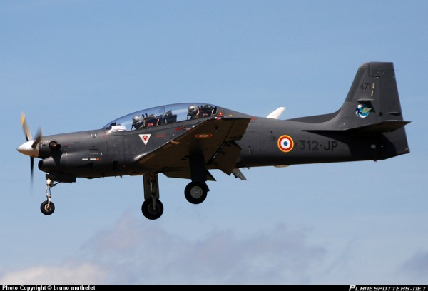France EMB-312-Tucano