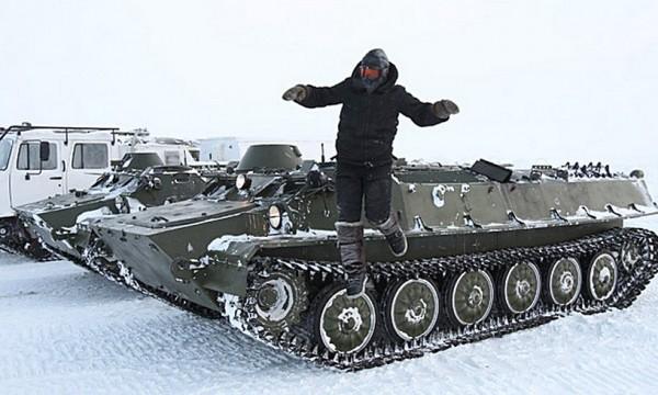 Rússia Ártico
