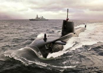 Submarino HMS Astute