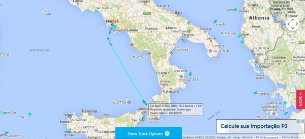 Cv Barroso_MarineTraffic