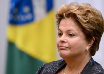 Presidente Dilma Rousseff - FOTO: Evaristo SA