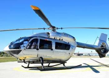 Eurocopter H145 - Mercedes Benz Style Foto: Marcus Schlaf 01.10.2015