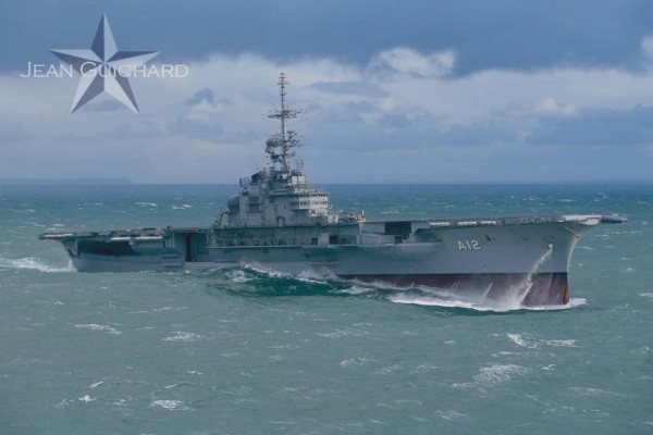 "Marine nationale le ""Foch"""