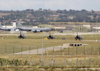 F-16 da Força Aérea turca / Reuters / Umit Bektas