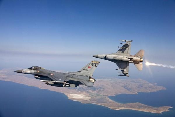 F16 turco