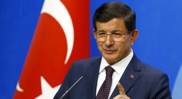 Ahmet Davutoglu - Reuters Umit Bektas