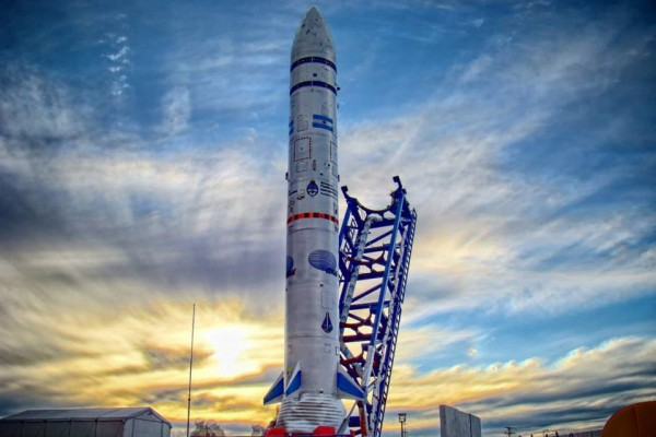 Tronador II foguete argentino