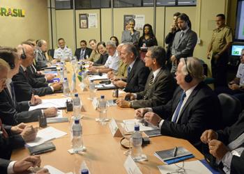 Brasil e Finlândia assinam Memorando de Entendimento - FOTO: Tereza Sobreira