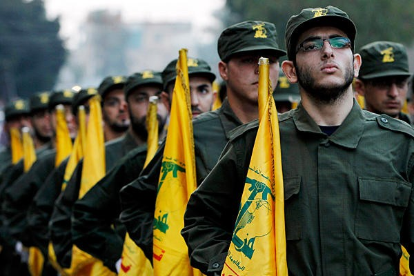 Hezbollah-fighters
