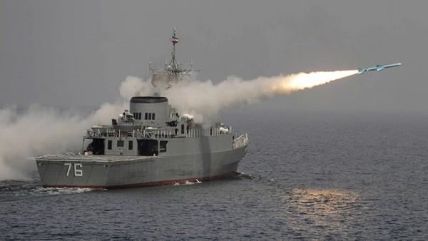 Missil anti navio iraniano