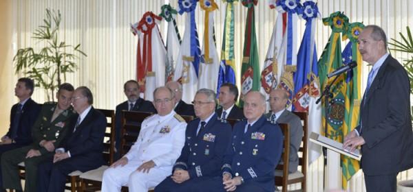O ministro destacou a importância, o reconhecimento e a consistência do PCN ao longo de três décadas