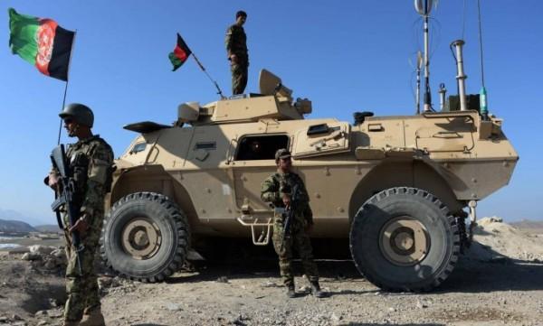 força afegã_AFP