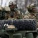 Soldados americanos no exercício Dragoon Ride -  AP Photo/ Mindaugas Kulbis