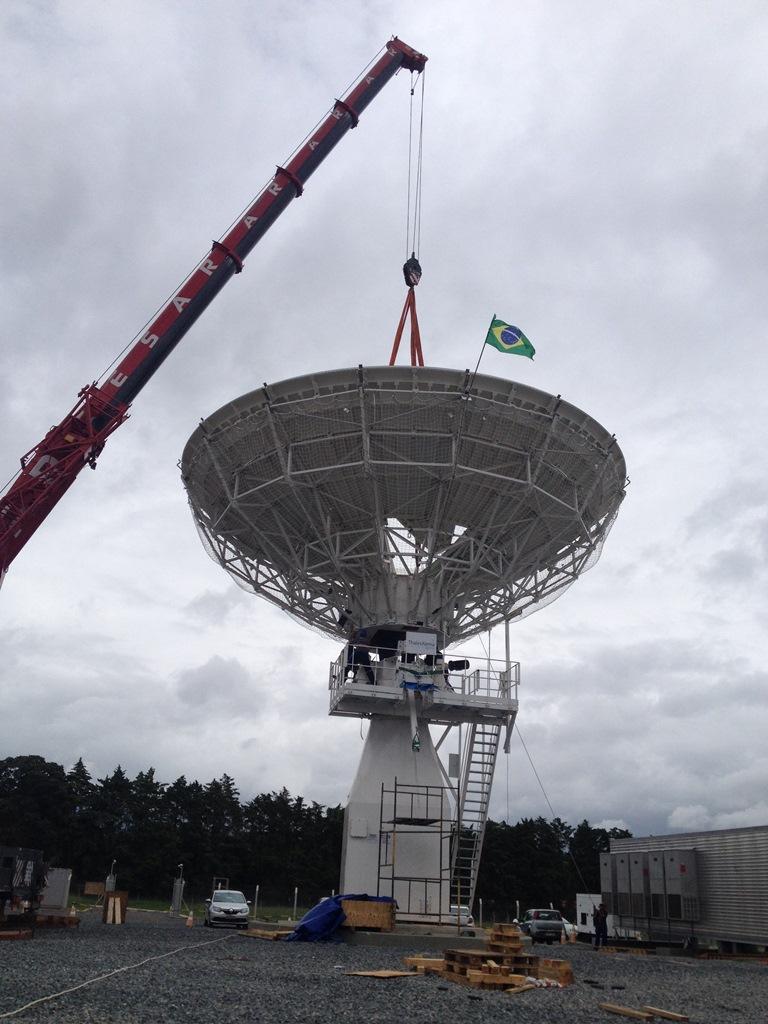 Antena SGDC