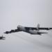A U.S. Air Force B-52 (R) flies over Osan Air Base in Pyeongtaek, South Korea, January 10, 2016. REUTERS/Kim Hong-Ji TPX IMAGES OF THE DAY