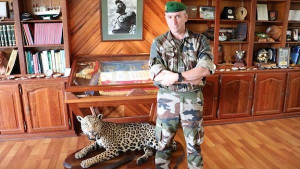 Coronel Jérôme Ransan