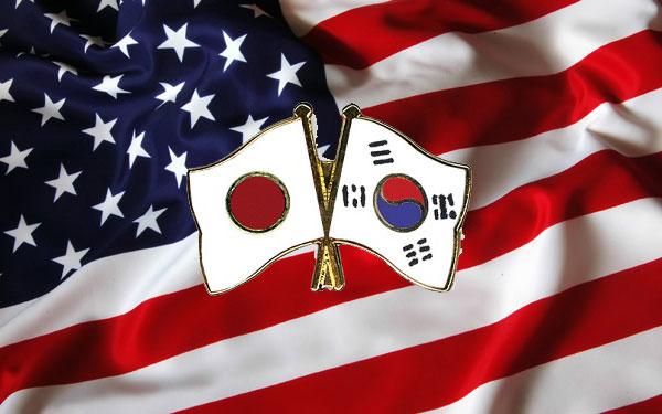 EUA---Japão---Coreia