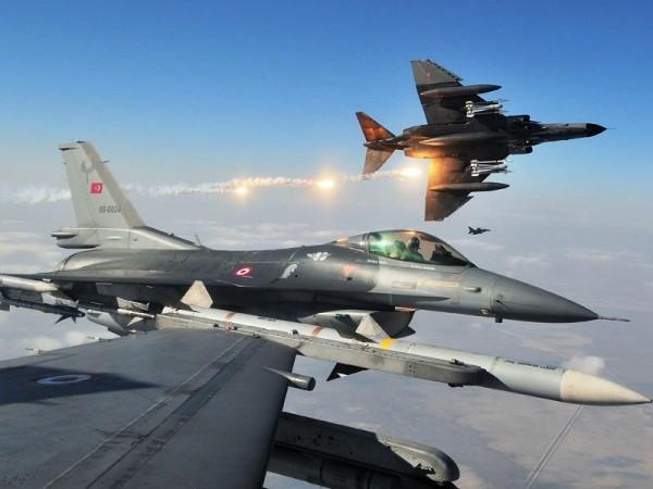 F-16 Turkey