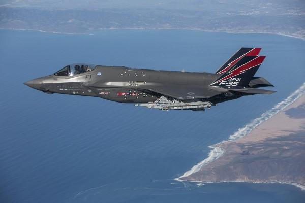 F-35 AF-1_Sidewinder