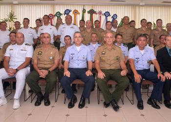 Foto: Tereza Sobreira Reunião de Comandantes e Estados-Maiores do 24° CONTBRAS-MINUSTAH
