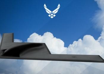 Bombardeiro B-21 Raider