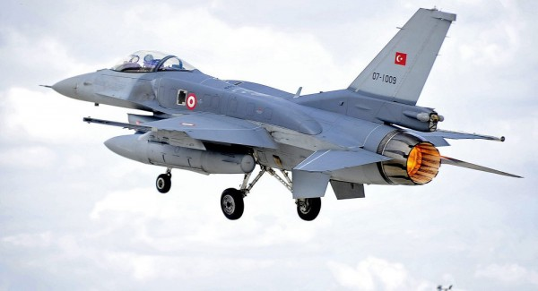 F-16 Turquia