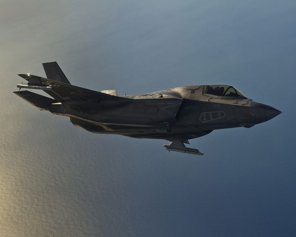 F35 MBDA ASRAAM