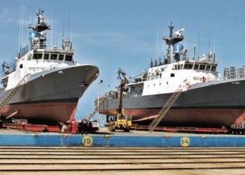 Navios de Patrulha Oceânica da marinha peruana - Foto: Laura Urbina