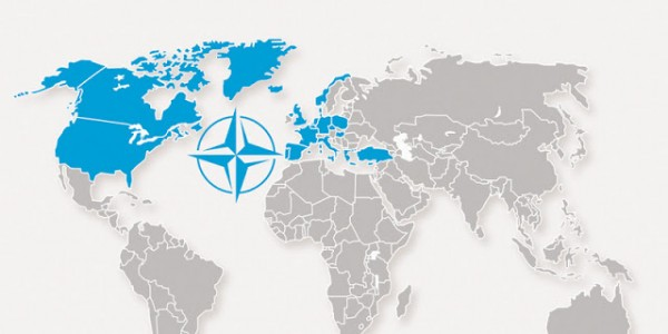 Map of Nato