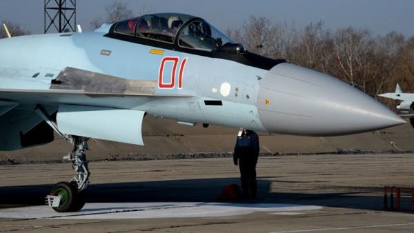 sU-35s sputnikimages.com / Vitaly Ankov