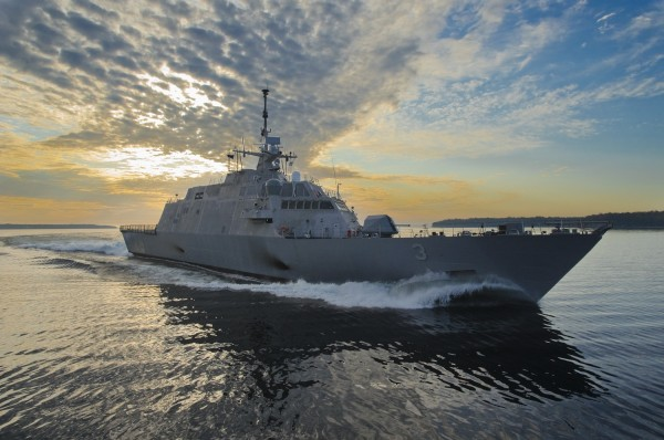 USS Forth Worth LCS 3