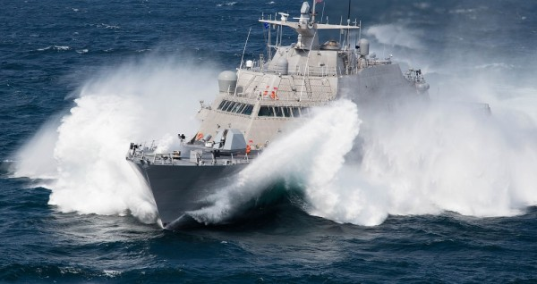 USS Milwaukee (LCS 5)