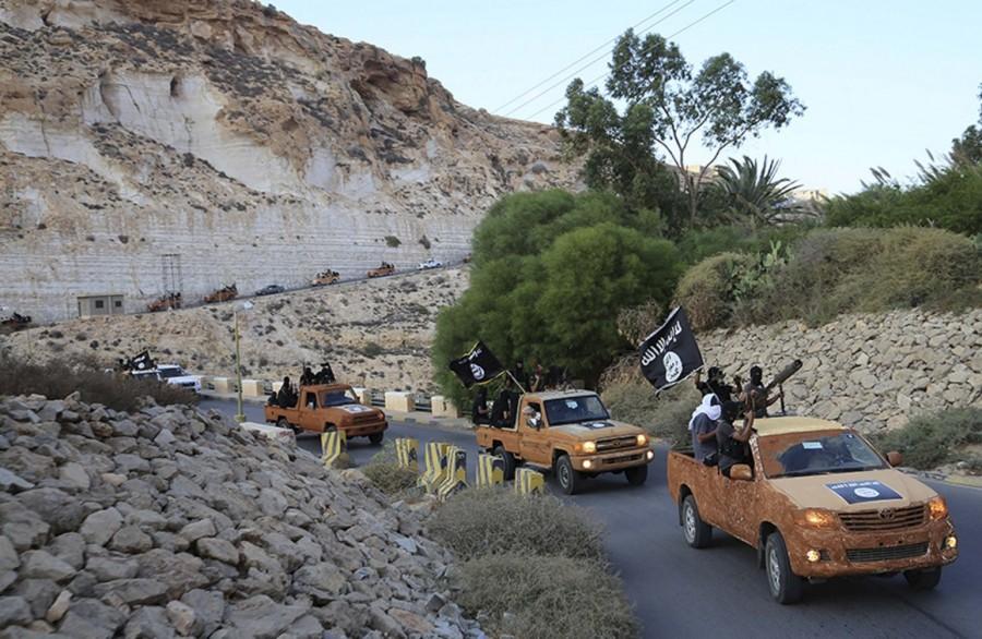 daesh na Libia