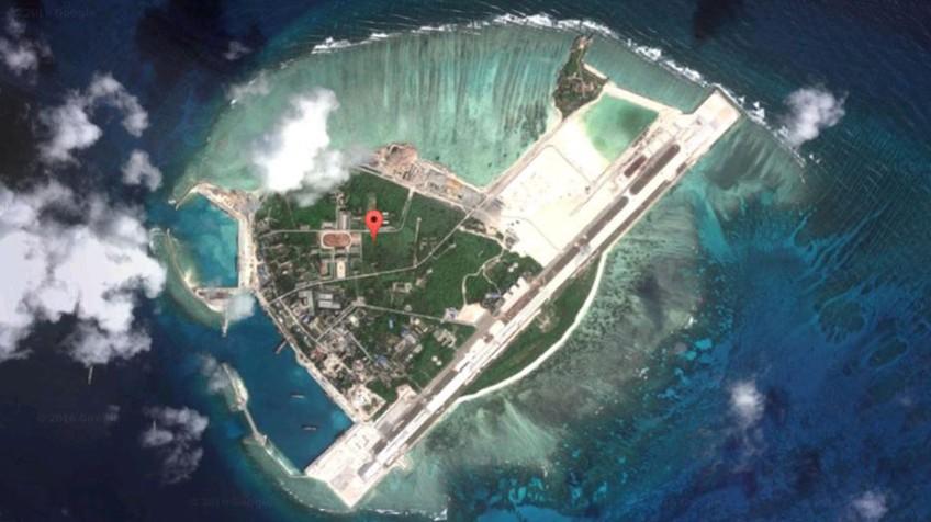ilhas chinesas