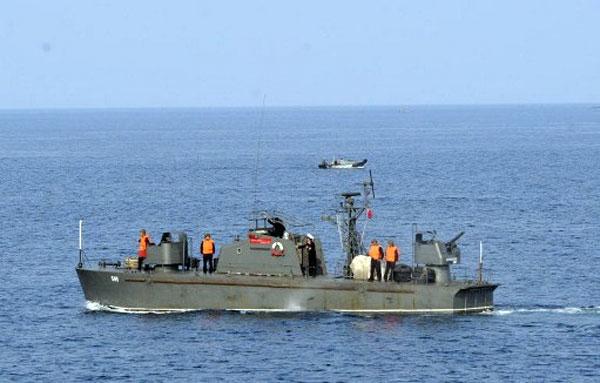 north-korean-patrol-boat