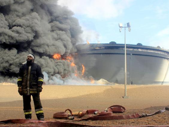 libya-fire