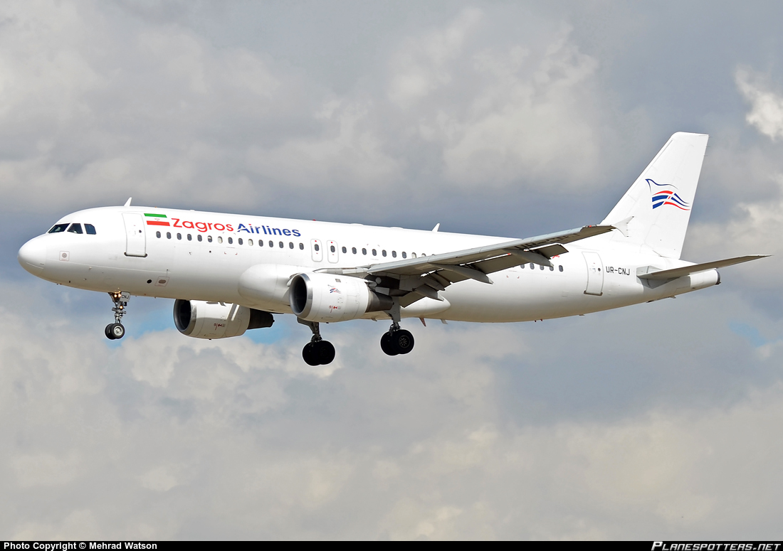 zagros-air-airbus-a320-211_planespottersnet_582475