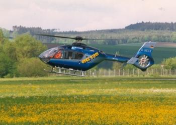 EC135 S1 First Flight 16.04.1994