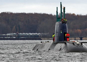 Submarino classe Dolphin - © flickr.com/ Fishman 53