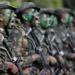 Soldados do Exército durante treinamento na fronteira com a Colômbia 18/01/2017 REUTERS/Adriano Machado