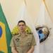 O General de Brigada Cunha foi aluno do Colégio Interamericano de Defesa em 2011 e é atualmente o vice-diretor da instituição. (Foto: Marcos Ommati/Diálogo)