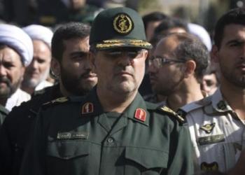 General Mohammad Pakpour, chefe das forças em solo da Guarda Revolucionária.   20/10/2009    REUTERS/Morteza Nikoubazl