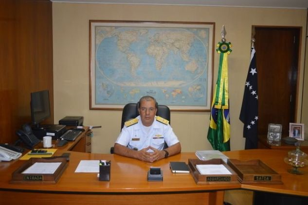 Vice Almirante Petrônio - DGePM