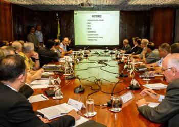 A reunião da CMID é o Fórum do mais alto nível da Política da Base Industrial de Defesa