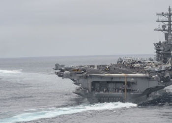 Porta aviões USS Nimitz (CVN 68)