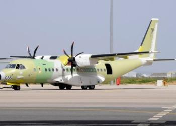 C295 Airbus em Sevilha