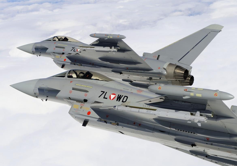 Eurofighter Typhoon - Foto: Geoffrey Lee